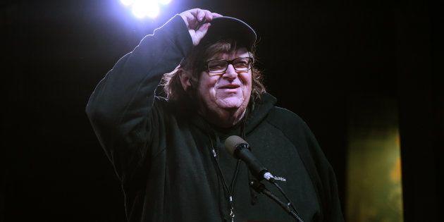 Michael Moore a profité