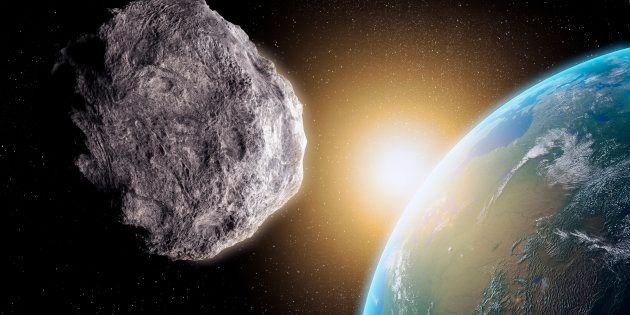 Un astéroïde de 600 mètres