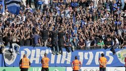 Bastia prend des mesures fortes contre ses supporters après les incidents face à