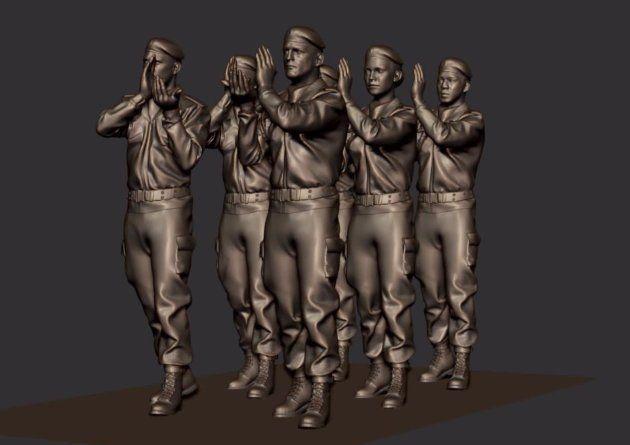 Les premières images du mémorial en hommage aux soldats morts pour la France en opérations