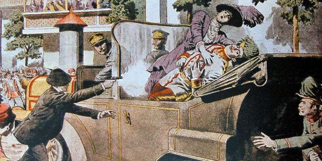 L'assassinat de François Ferdinand n'a pas grand chose à voir avec celui d'Andreï