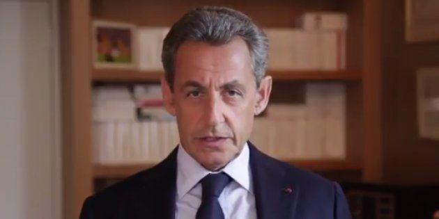 Nicolas Sarkozy publie une vidéo de soutien à François