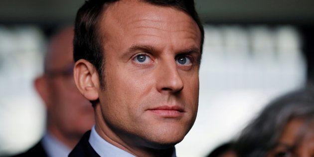 La France de la diversité régionale vote Macron. REUTERS/Thomas