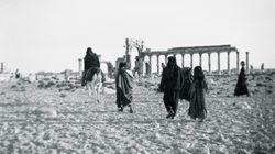 Larmes de pierres de l'Afghanistan à la