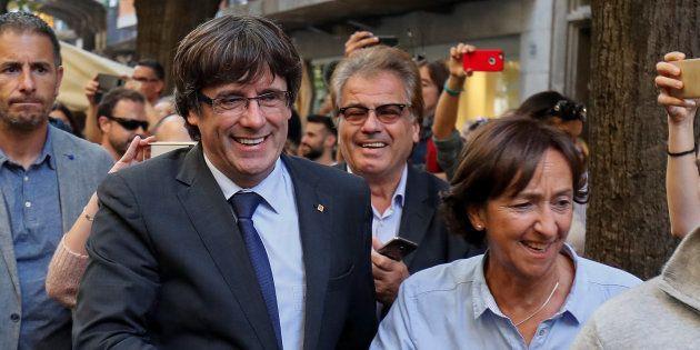 Catalogne: La justice espagnole veut poursuivre les dirigeants destitués pour