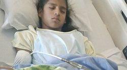 À peine opérée, une fillette sans-papiers arrêtée à l'hôpital par les autorités américaines pour être