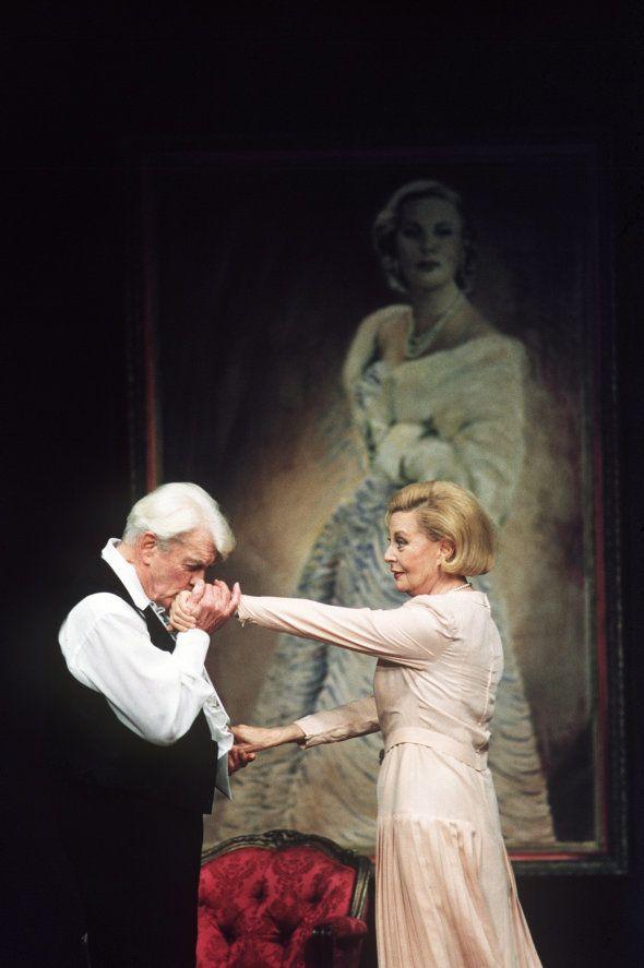 Jean Marais et Michèle Morgan dans