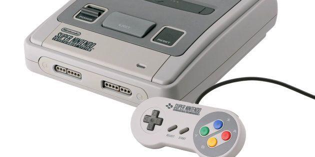 Nintendo préparerait une mini Super NES pour