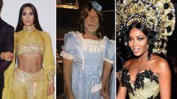 Pour leur déguisement d'Halloween, ces stars ont sorti le grand