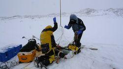 Un robot a exploré la vie sous marine en Antarctique, et c'est très