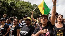 Guyane: malgré des