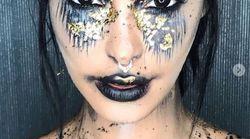 Vous ne devinerez jamais quelle célébrité se cache sous ce maquillage