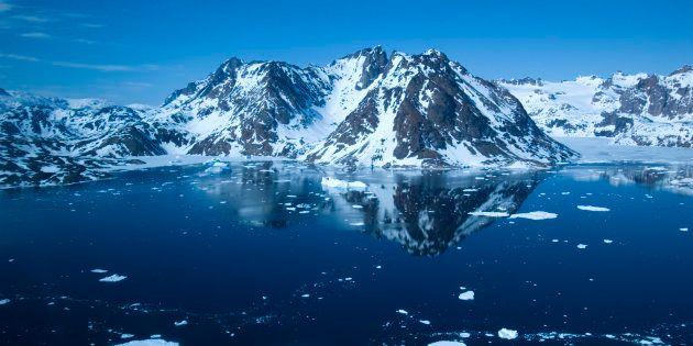 L'océan Arctique est un cul-de-sac pour les déchets en plastique flottants