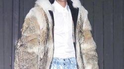 Le manteau de fourrure de Justin Bieber suscite l'indignation de la