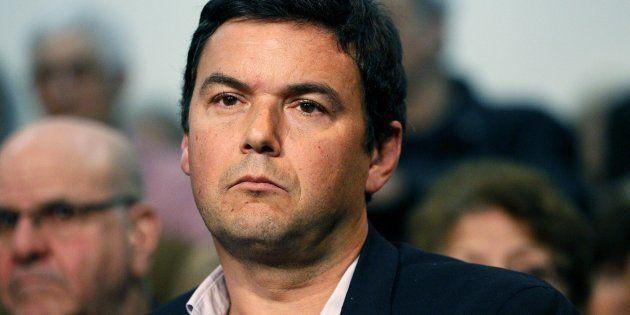 L'économiste Thomas Piketty en février 2016 à