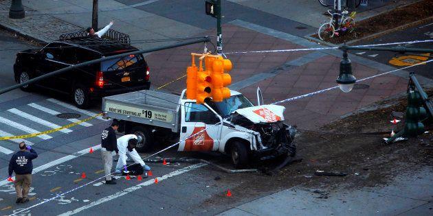 L'auteur de l'attentat de Manhattan, un Ouzbek arrivé aux Etats-Unis en
