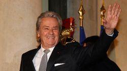 Ami de Le Pen, ex-soutien de Sarkozy puis Juppé, Delon votera