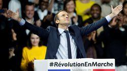 Emmanuel Macron personnalité politique de l'année, selon un