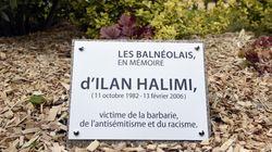 La stèle en hommage à Ilan Halimi une nouvelle fois profanée à