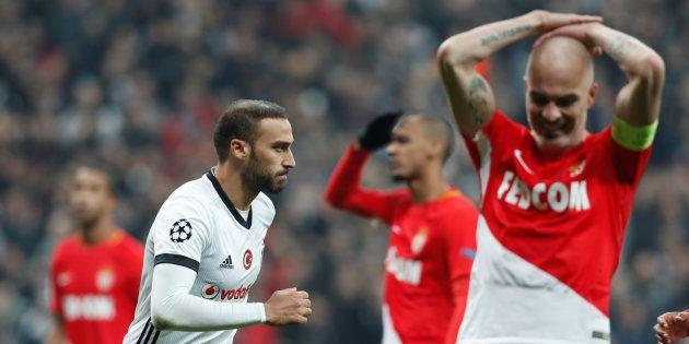 En Ligue des champions, Monaco se rapproche de la sortie après un nul à Besiktas le 1er novembre