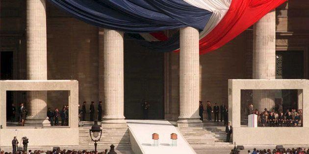 Les cendres de Marie et Pierre Curie transférées au Panthéon le 20 avril