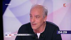 Poutou pris à partie par des policiers à sa sortie de France2 pour avoir proposé de les