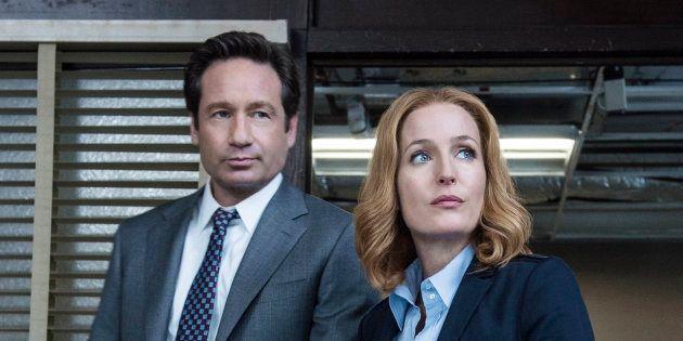Mulder et Scully vont rouvrir