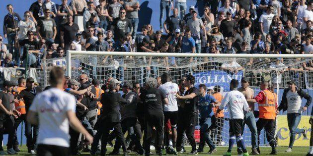 Après les violences face à Lyon, la sanction contre Bastia est