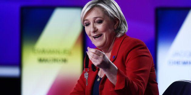 Marine Le Pen ne sera pas au second tour de la présidentielle et ce sera la dernière surprise de cette...