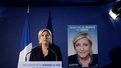 Sur l'attentat des Champs-Elysées, Marine Le Pen ne s'épargne aucune