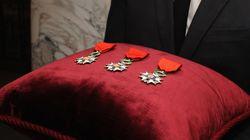Macron réduit drastiquement le nombre de Légions d'honneur qui seront