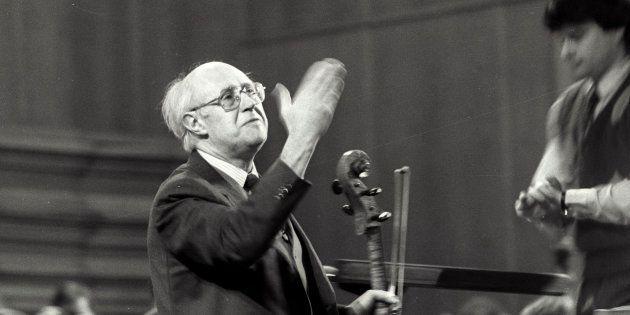 Slava Rostropovitch 10 ans après sa