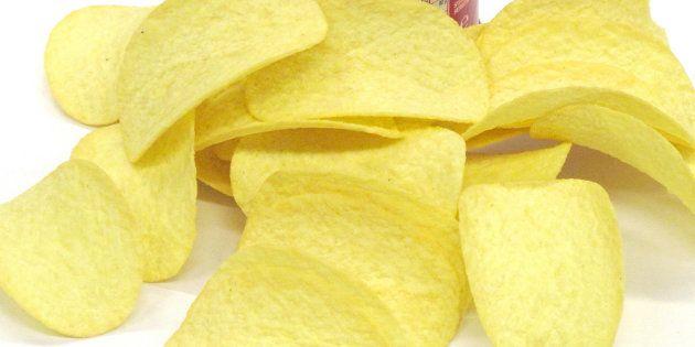 Vous mangez mal vos Pringles depuis tant