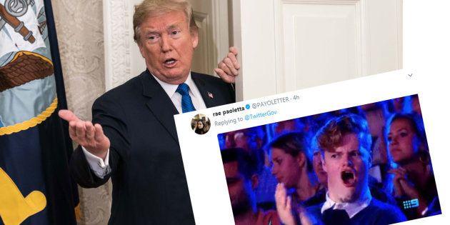 L'employé de Twitter qui a désactivé le compte de Donald Trump, nouveau héros du réseau