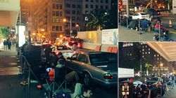 Partout dans le monde, les fans d'Apple ont passé la nuit à attendre la sortie de l'iPhone