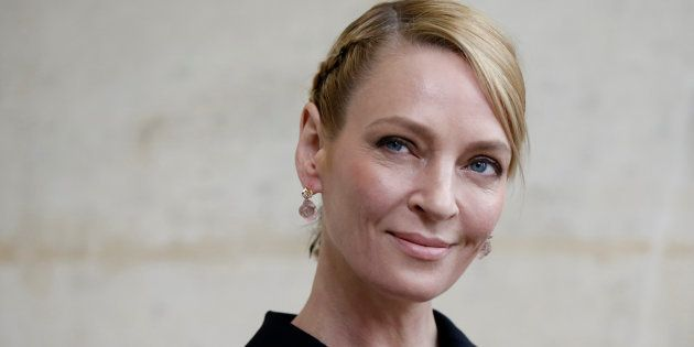 Au festival de Cannes 2017, Uma Thurman présidera le