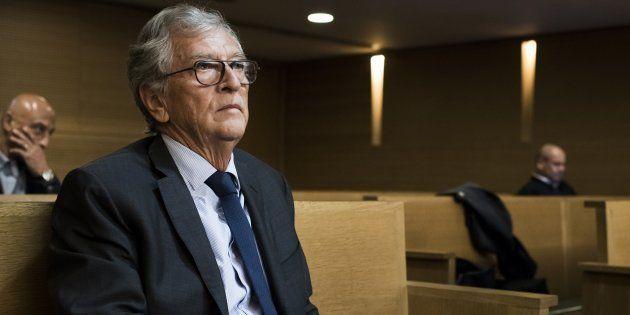 Le sénateur Yvon Collin condamné à de la prison ferme pour trafic
