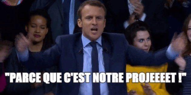 Le programme d'Emmanuel Macron à l'élection présidentielle