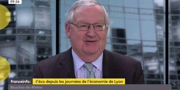 Si timides les réformes Macron? La question qui fâche du HuffPost à l'économiste star Patrick Artus sur