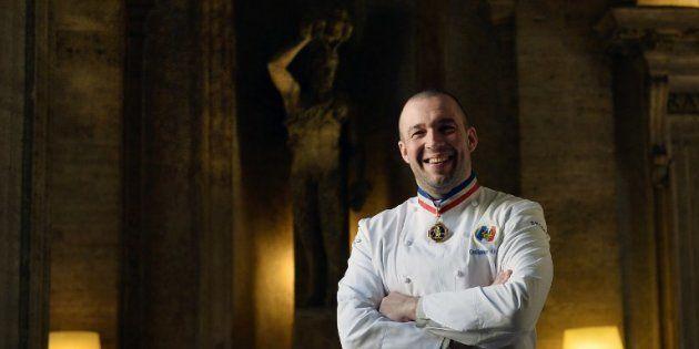Guillaume Gomez, le chef cuisinier de l'Élysée est