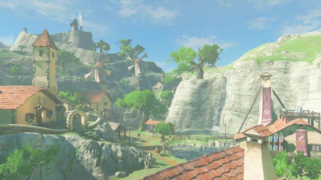 Zelda Breath of the Wild signe le retour gagnant de Nintendo à