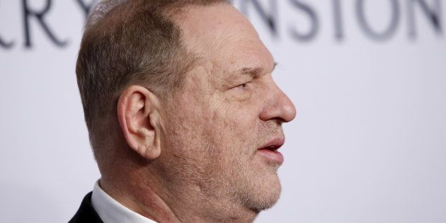 Harvey Weinstein à New York le 10 février