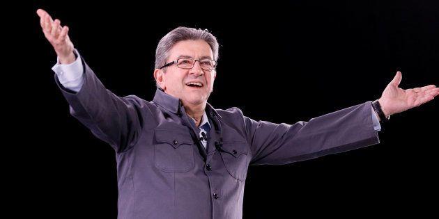 Jean-Luc Melenchon se classe en tête dans plusieurs territoires