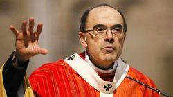 Le cardinal Barbarin reconnaît son