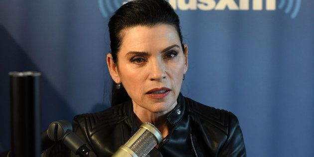 Julianna Margulies, star