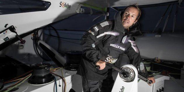 1200km en 24h pour terminer, et Thomas Coville pulvérise le record du tour du monde en