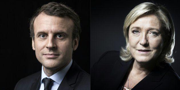 Les programmes écos de Macron et Le Pen passés au crible avant le second tour de l'élection présidentielle