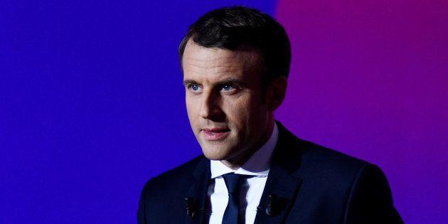 C'est fini, Emmanuel Macron sera notre prochain président de la République. REUTERS/Martin