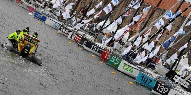 Transat Jacques-Vabre: L'équipe Oman Sail se retire après que son skipper Fahad Al Hasni est soupçonné...