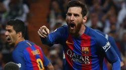 Messi s'offre son 500e but avec le Barça et crucifie le Real lors du